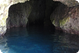 Entrance to the Blue Cave: photo by Josip Filipić