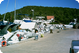 Boats at their moorings in Žman: photo from www.zman.org