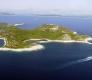 La spiaggia di Blace/isola di Mljet