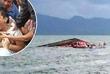 Prevrnuo se trajekt, najmanje 34 osobe poginule