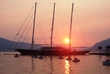 Jedrenjak od 93 metara krstari Jadranom