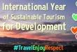 Međunarodna godina održivog turizma