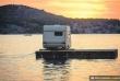 Kamp-kućica na moru