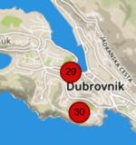 U Dubrovniku u 14 sati izmjereno ljetnih 30°C, oboren apsolutni rekord za travanj