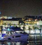 Prizor za pamćenje: večernji defile najljepših brodova jubilarnog Croatia Boat Showa