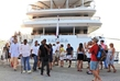 Katarski šeik plovi Jadranom na 125-metarskoj jahti