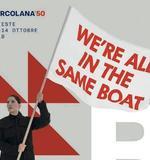 Provokativni plakat za Barcolanu