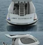 Budućnost chartera - luksuzna vodena kapsula?